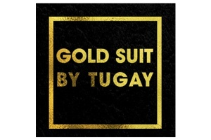 Gold Suit By Tugay logo